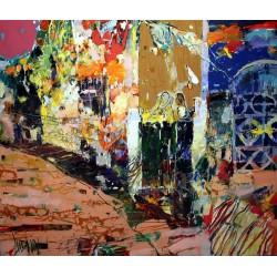 Rio-schody artysty